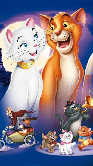 "Wallpaper for ""The Aristocats"" ..."