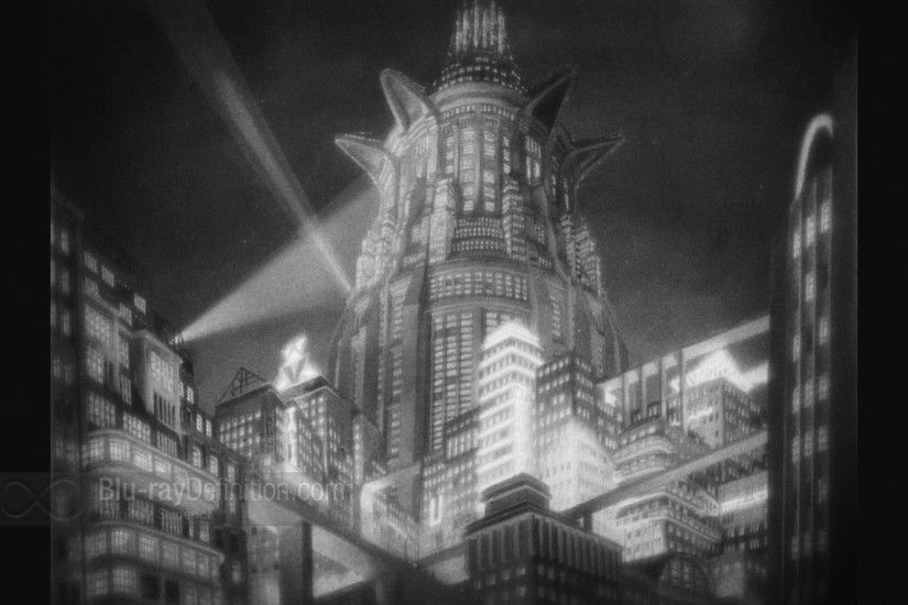The 1929 Fritz Lang sci-fi classic is finally reconstructed to its full  length and given a brand new 2010 recording of the Gottfried Huppertz score.