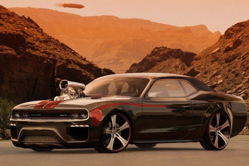 Muscle Cars Wallpapers - MuscleDrive