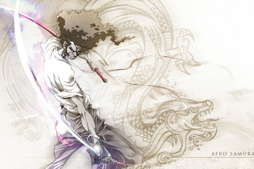 Afro Samurai HD Wallpaper 1920x1080