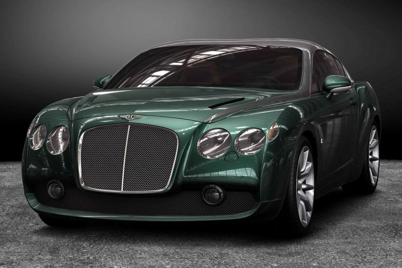 Bentley Zagato GTZ Wallpapers Cool Cars Wallpaper