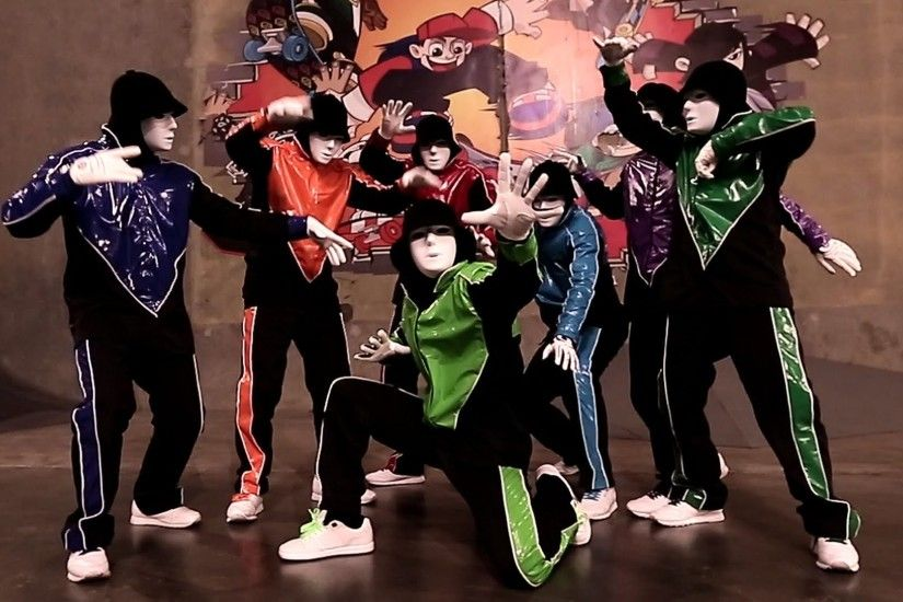 Jabbawockeez - Fully Uploaded with Rob Dyrdek [Behind the Mask] - YouTube