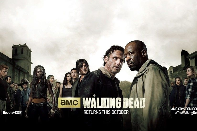 ... x 1080 2560 x 1440 Original. Description: Download The Walking Dead  Season 6 TV Series wallpaper ...
