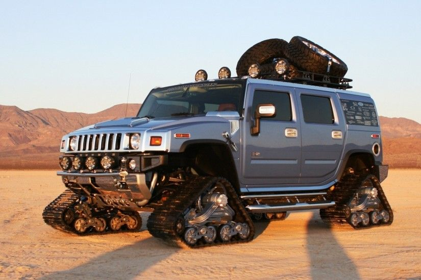 Hummer cars are very popular worldwide. All the cars lovers check out  latest and beautiful wallpapers of Hummer.