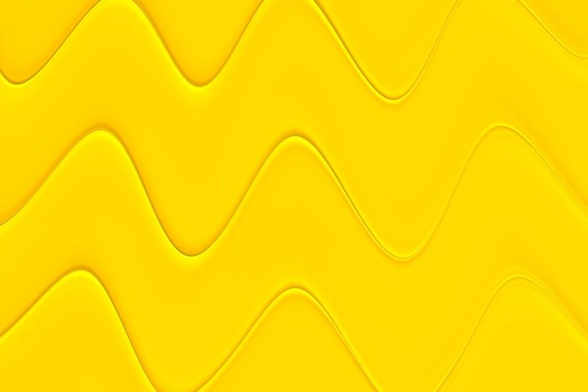 Yellow And Green Delight Bright Yellow Ripple Pattern ...