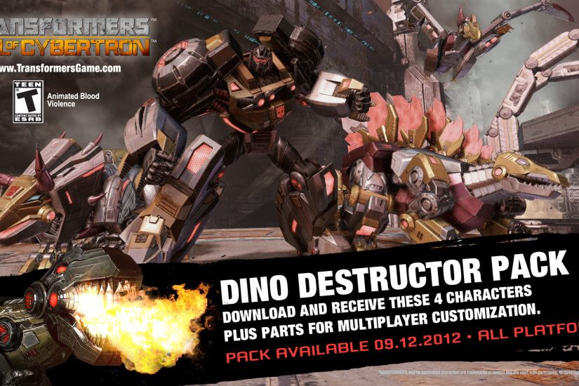 Dinobot Destructor Pack | Transformers: The Games Wiki | FANDOM powered by  Wikia