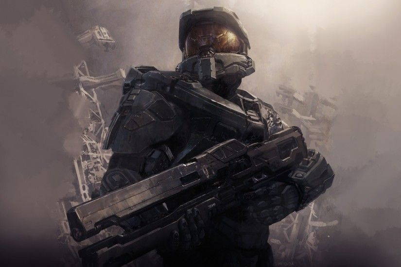Master Chief - Halo 4 HD Wallpaper 1920x1080