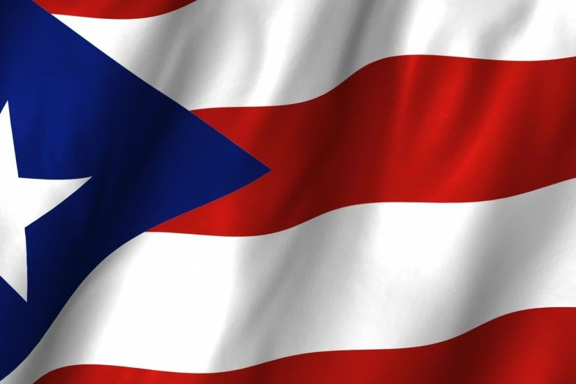 Puerto Rico Waving Flag videos 12319762 | HD Stock Footage