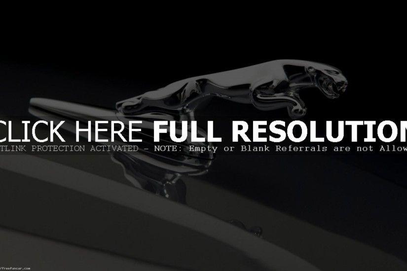 Jaguar Logo Wallpapers 1
