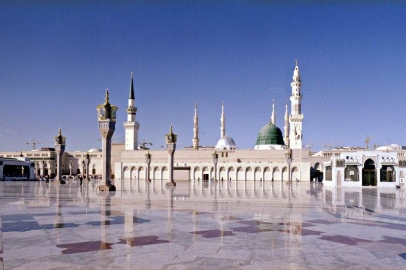 Al-Masjid al-Nabawī often called the Prophet's Mosque, is a mosque built by  the Islamic Prophet Muhammad situated in the city of Medina.