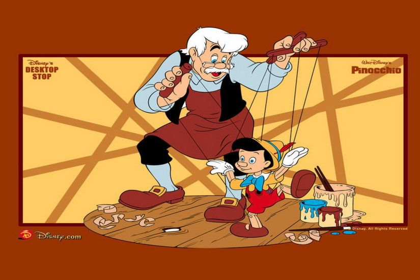 Pinocchio Wallpapers Disney Wallpaper 6