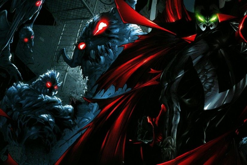 1920x1080 Spawn wallpaper | 1920x1080 | 39673 | WallpaperUP