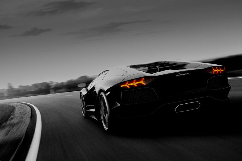 My favorite Lamborghini Aventador 1080p wallpapers