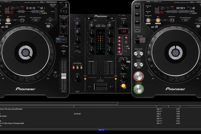 Download Wallpapers, Download 2560x1440 console dj .