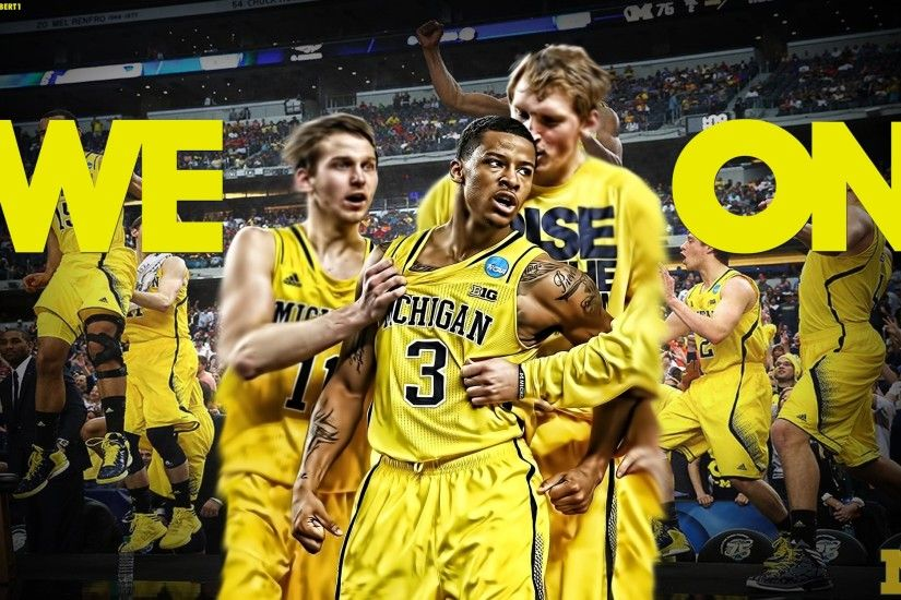 Free Michigan Wolverines iPhone iPod Touch Wallpapers 2500×1500
