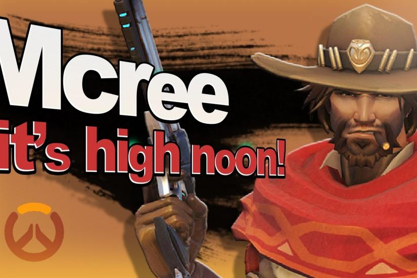 new mccree wallpaper 1920x1080 for 1080p