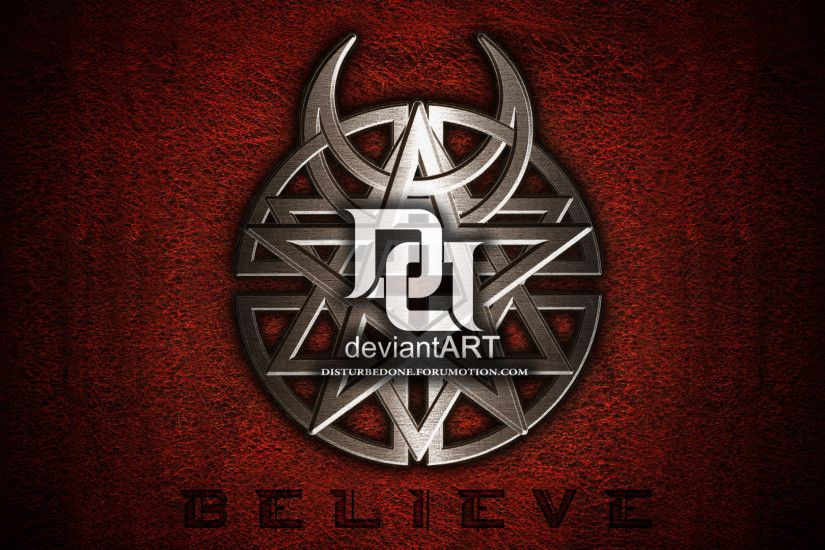 Disturbed - Believe 2012 by morbustelevision2 Disturbed - Believe 2012 by  morbustelevision2