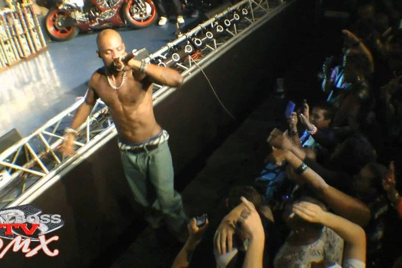 DMX IN NEW YORK @ CLUB AMAZURA RUFF RYDER TROPHY PARTY JUNE 2012 - YouTube