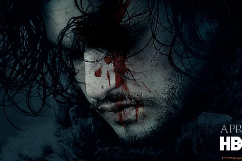 jon-snow-season-6-teaser-game-of-thrones Wallpaper: 2560x1600