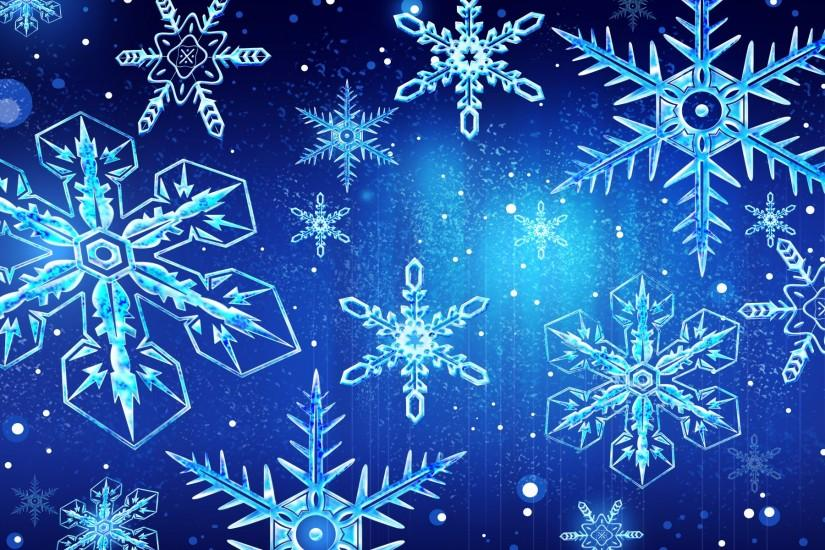 most popular snowflake background 1920x1200