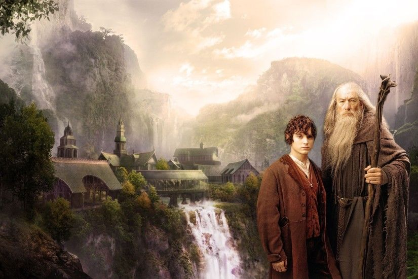 free desktop backgrounds for the hobbit an unexpected journey