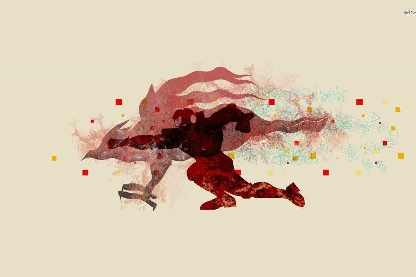 Captain Falcon wallpaper - Minimalistic wallpapers - #