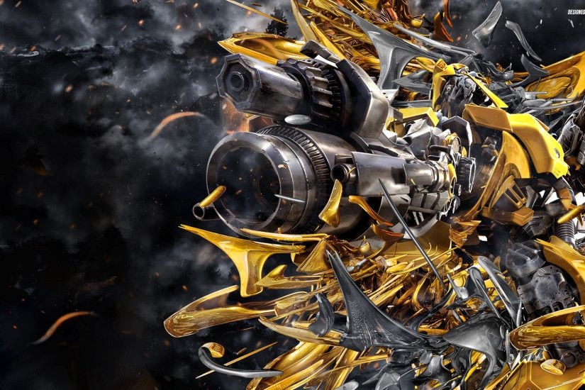 Picture for Desktop: transformers. Transformers Bumblebee ...