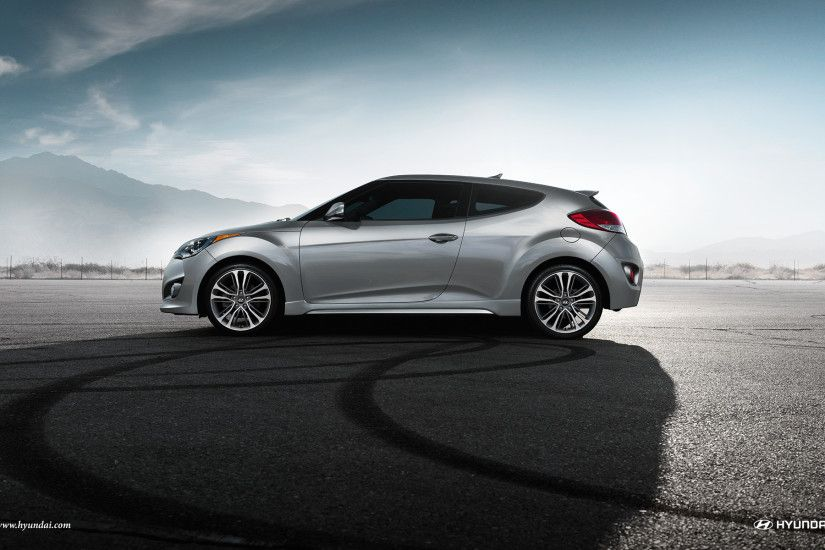 Ironman Silver 2017 Hyundai Veloster with Turbo