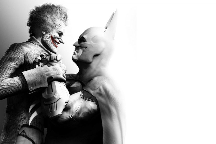 Batman, Joker, Batman: Arkham City, Video Games Wallpaper HD