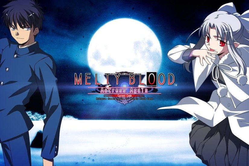 Steam Card Exchange :: Showcase :: MELTY BLOOD Actress Again Current Code