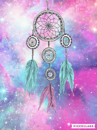 Galaxy dream catcher