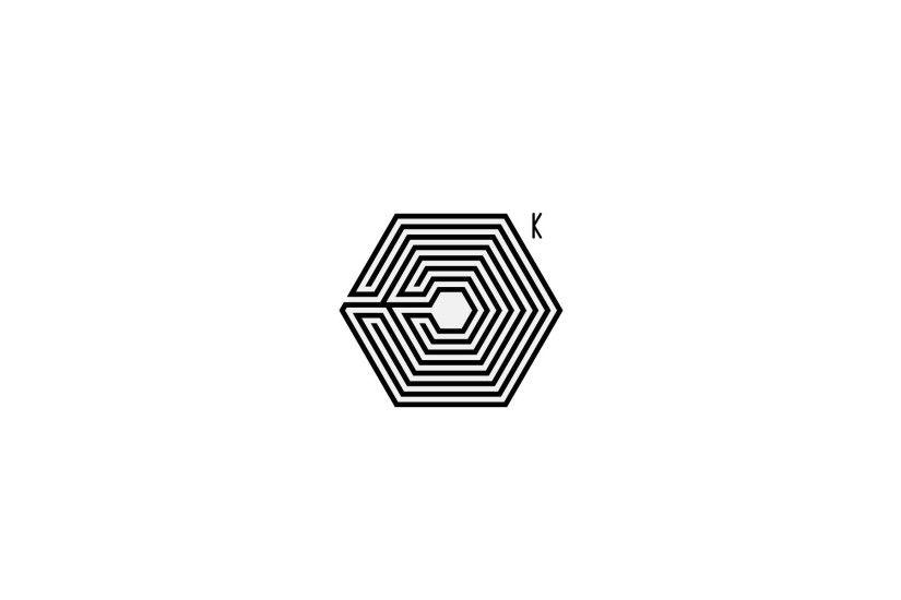 2ne1 Logo Wallpaper 2018