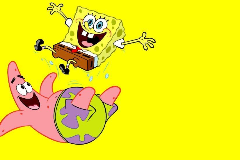 Spongebob Desktop Wallpaper