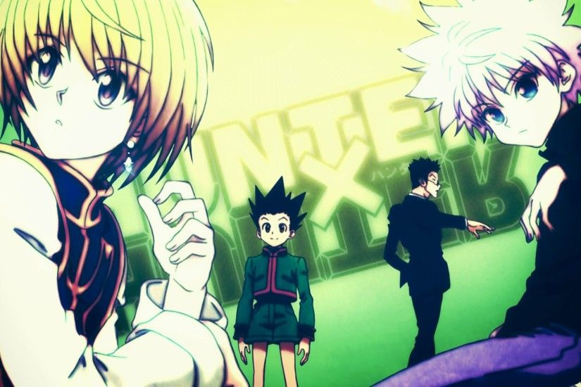 Find this Pin and more on Hunter x Hunter and Hisoka ♥.