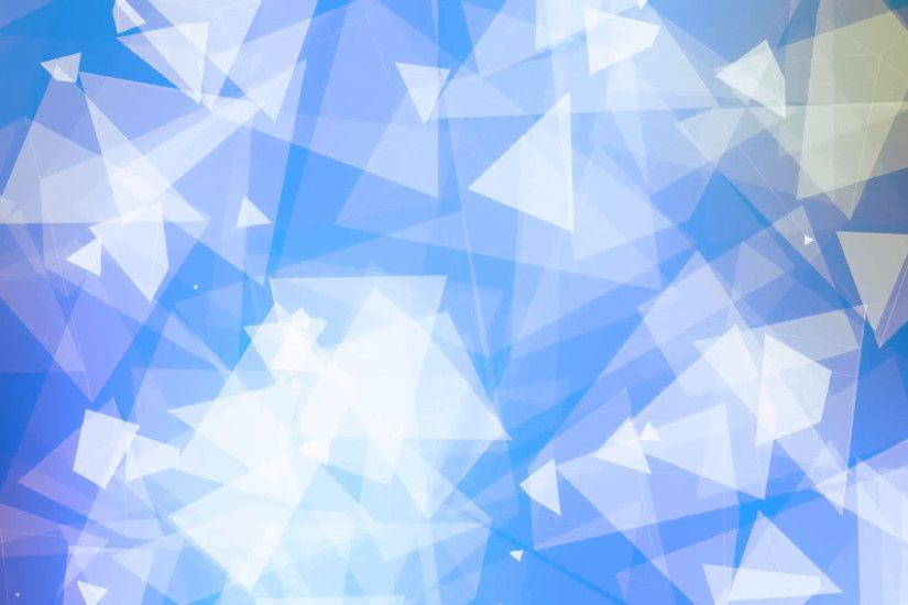 Bright Glowing Blue Spinning Triangles Psychedelic Abstract Background Loop  2 Motion Background - VideoBlocks