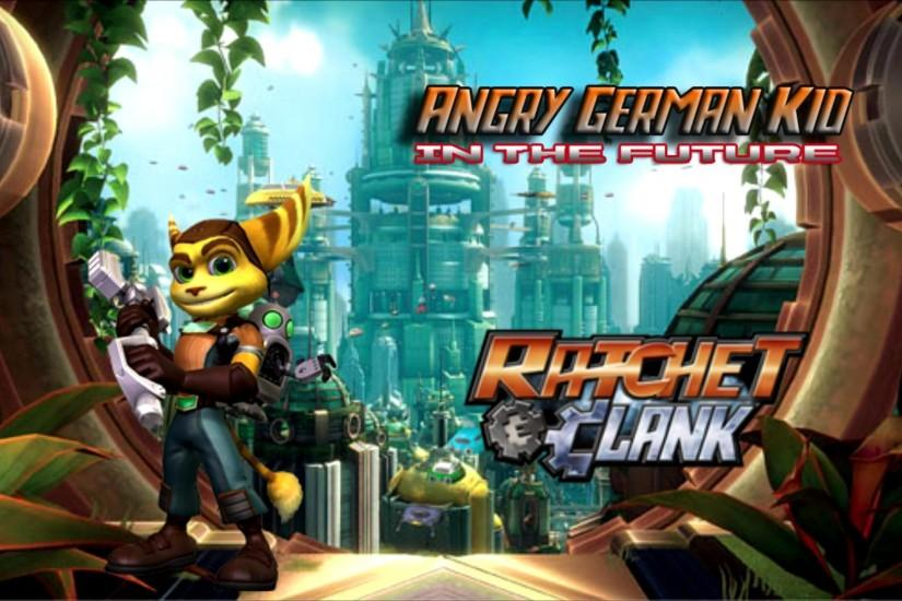 File:Ratchet and Clank Wallpaper.jpg