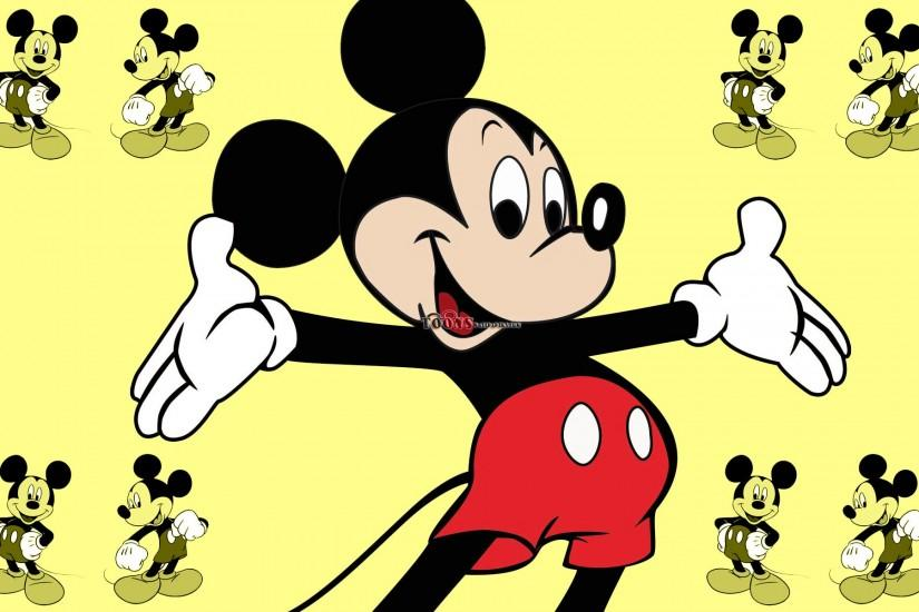 large mickey mouse wallpaper 1920x1200 free download
