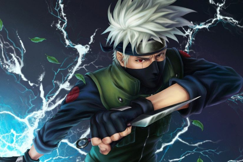 Kakashi Hatake Naruto wallpapers HD free - 434885