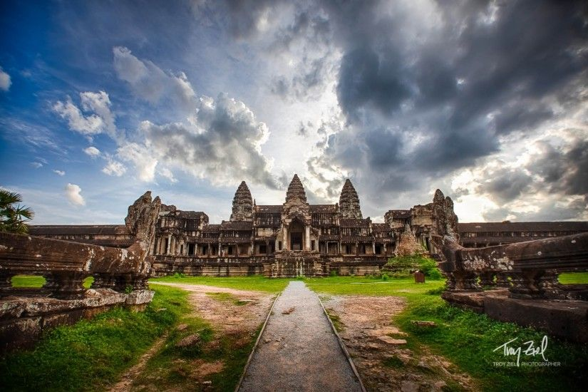 The Wonder of Angkor Wat Wallpapers