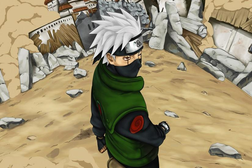 beautiful kakashi wallpaper 2560x1600
