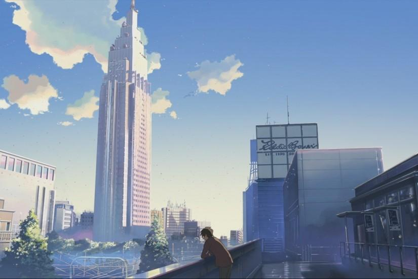 5 centimeters per second HD Wallpapers, Desktop Backgrounds, Mobile  Wallpapers