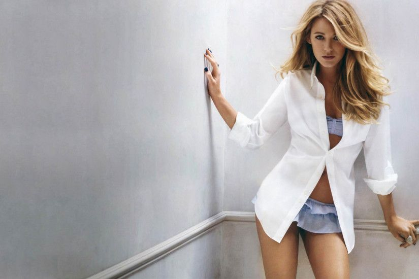 ... Cute Blake Lively Wallpaper 36975 1920x1080 px ~ HDWallSource.com ...