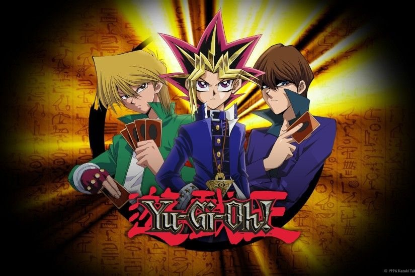 Yu-Gi-Oh! Wallpapers (44 Wallpapers)