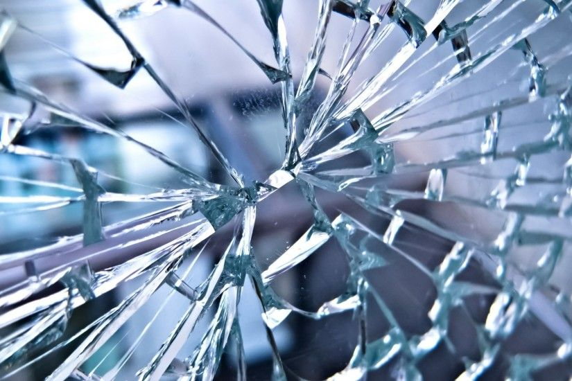 broken glass wallpaper #220179