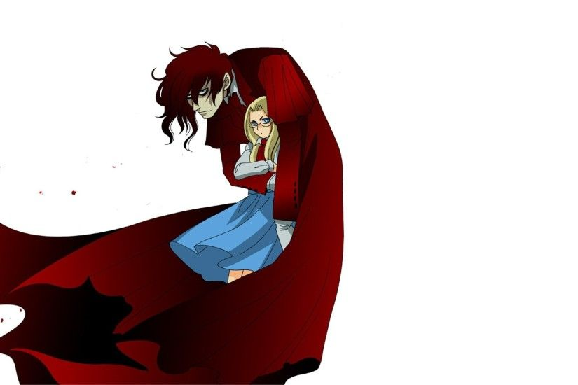 Hellsing Alucard Hellsing Ultimate simple background Integra Hellsing  wallpaper | 1920x1200 | 311631 | WallpaperUP