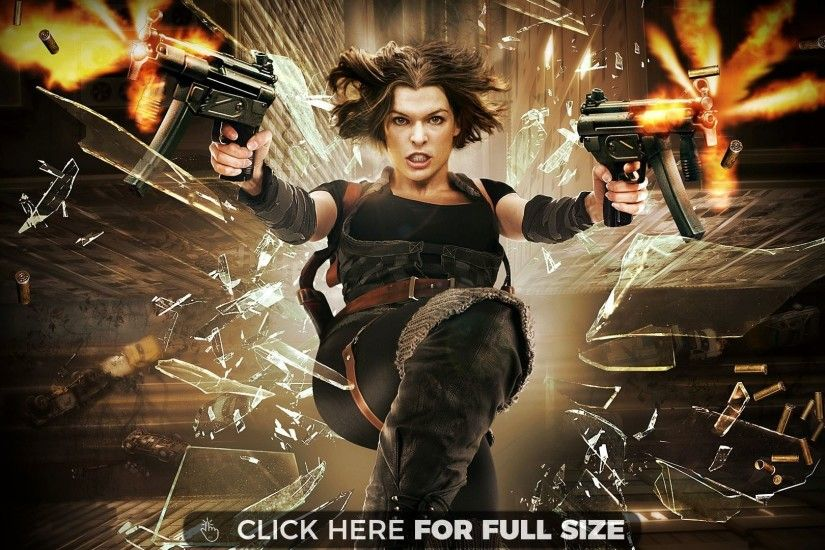 Resident Evil Afterlife 26912 wallpaper