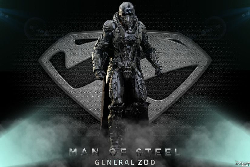 ArtWork: Man Of Steel General Zod - Hot Toys - Full HD .