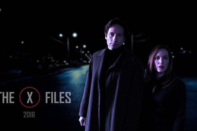 The X-Files widescreen