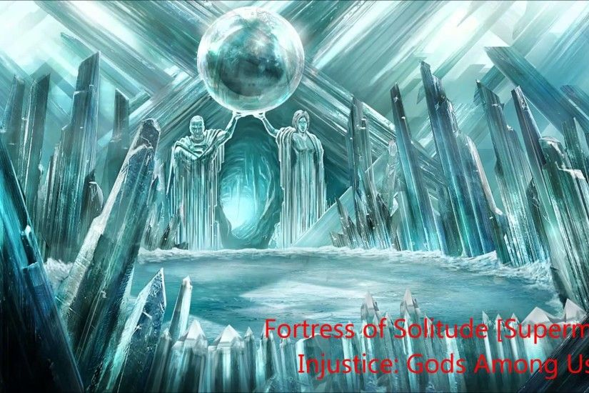 Fortress of Solitude (Injustice: Gods Among Us, Old Mono)