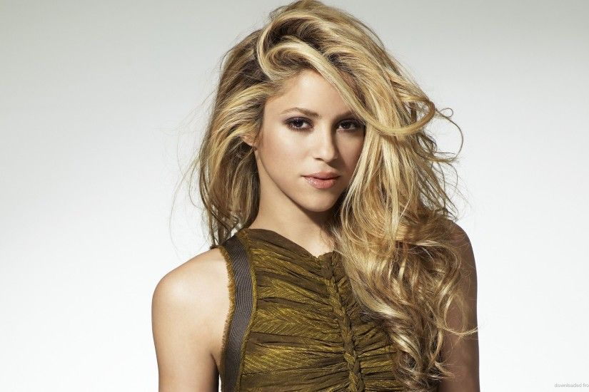 Shakira Photoshoot for 1920x1080